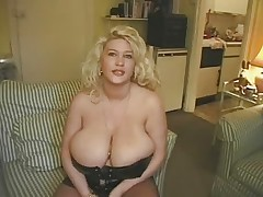 Busty British Milf