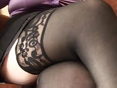 Hot mature anal fuck